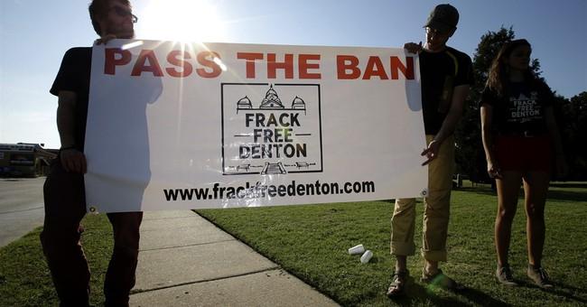 Texas energy group asks court to halt fracking ban