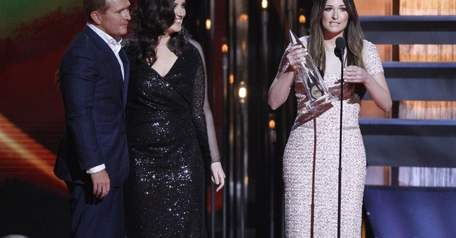 Winners at the 48th annual CMA Awards
