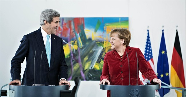 Kerry seeks to calm German anger at NSA reports