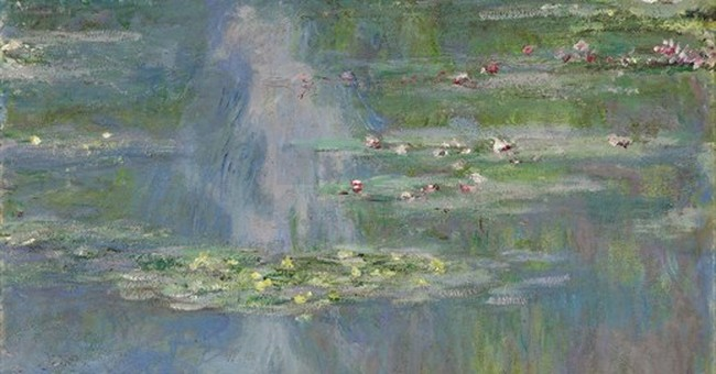 Monet painting part of NYC copper heiress auction