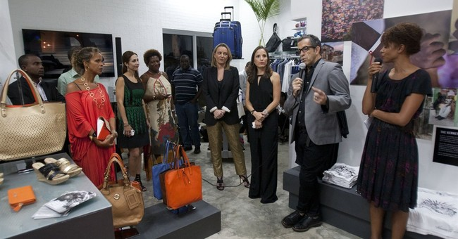 Designer Kenneth Cole opens boutique in Haiti