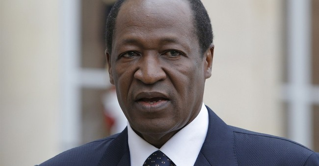 Burkina Faso leader cross with regional mediators