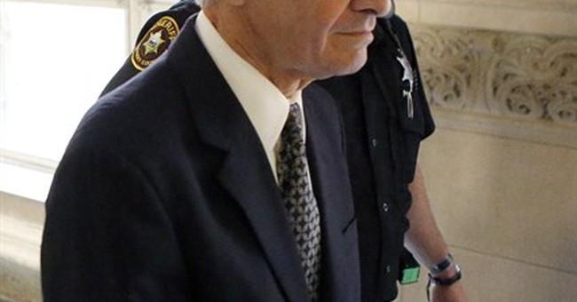 DA: Researcher guilty or 'unluckiest' man on earth