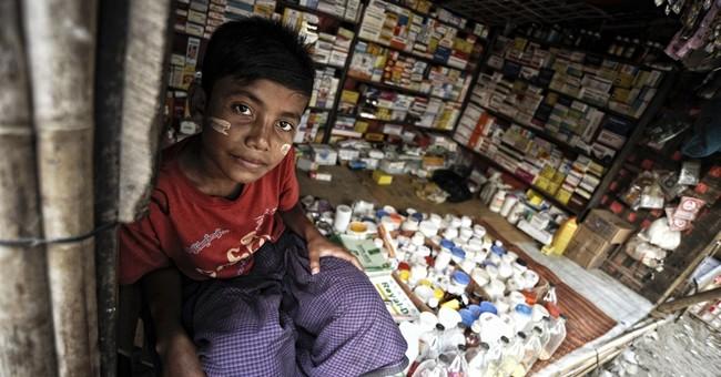 AP Exclusive: Myanmar profits off Rohingya exodus