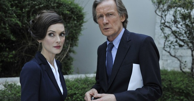 Spy vs all: Nighy returns as MI5 agent Worricker