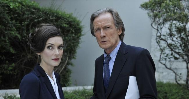 Spy vs all: Nighy returns as MI5 agent Worricker