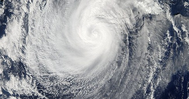 Intense storm headed to Alaska's Aleutian Islands
