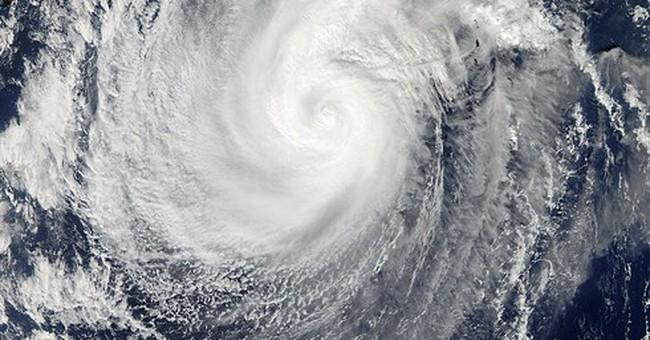 Powerful storm blasts Alaska islands, then weakens
