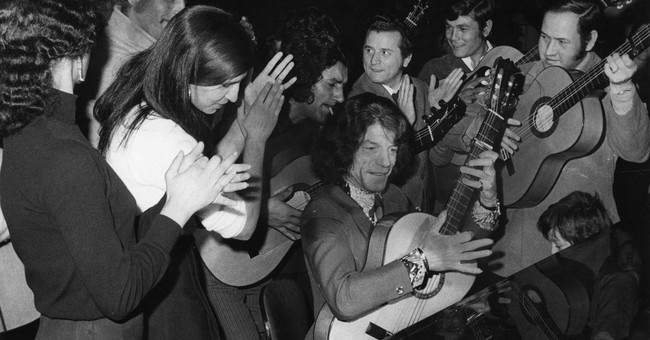 Flamenco guitarist Manitas de Plata dead at 93