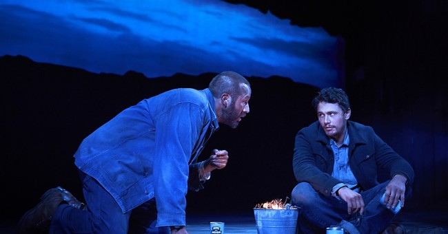 How the 'Of Mice and Men' broadcast happened