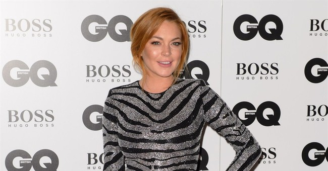 Lohan's probation ended in necklace theft case