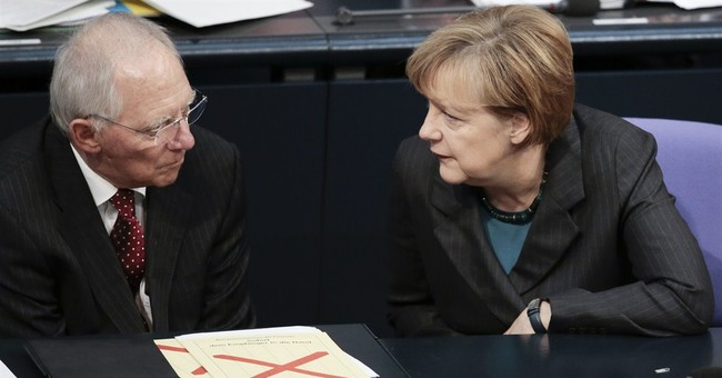 German government heeds call to increase spending