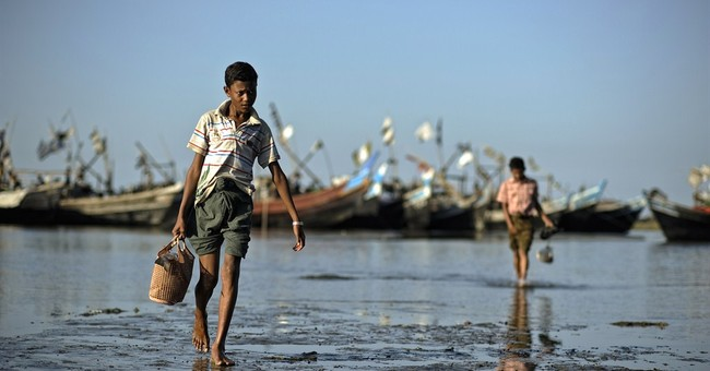 AP Exclusive: Myanmar profits off Rohingya exodus