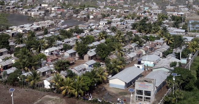 Severe flooding hits Haiti, Dominican Republic
