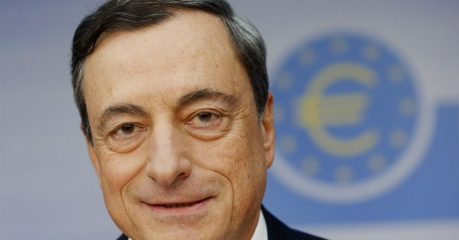 ECB opens door to more economic stimulus