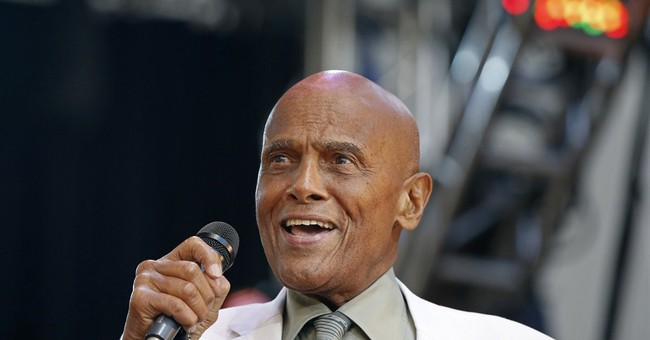 Harry Belafonte says activism inspired his art