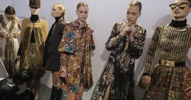 Leather, wool big hits at Sao Paulo fashion week