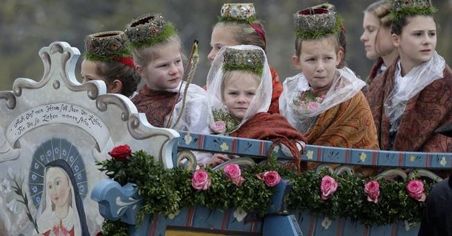 Several injured in Catholic pilgrimage in Bavaria