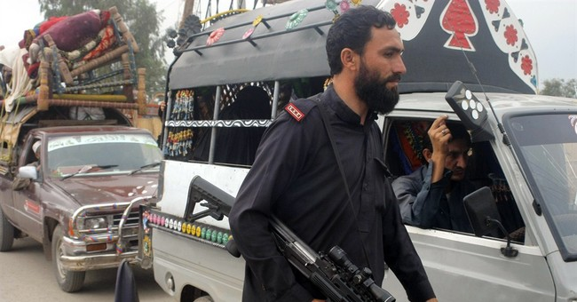 Pakistan rejects US charges it supports militants