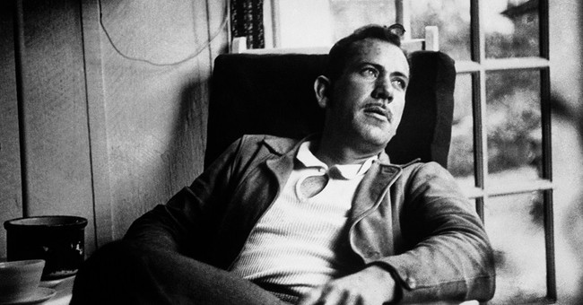 Rare Steinbeck WWII story finally published