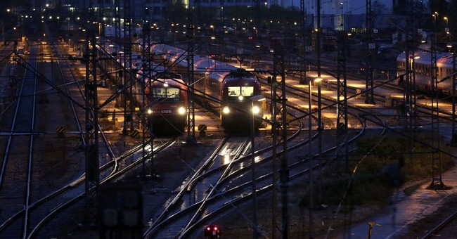 German rail strike causes commuter chaos