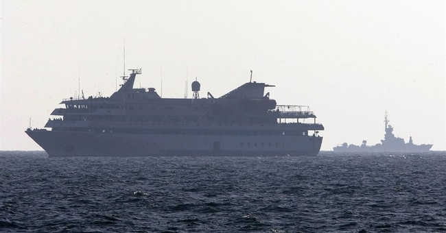 Intl court: No action against Israel over aid boat