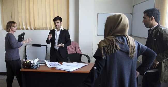 In Afghanistan, TV soaps send messages of hope