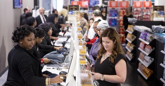 US consumer borrowing up $15.9 billion to record
