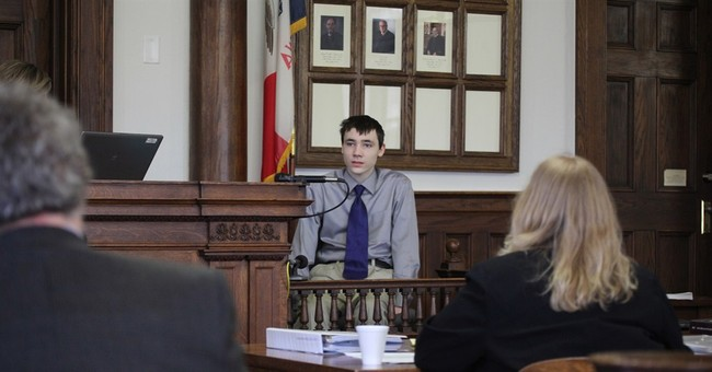 Iowa teen found not guilty in brother's death