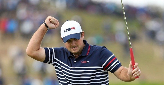 Patrick Reed apologizes for language, gay slur
