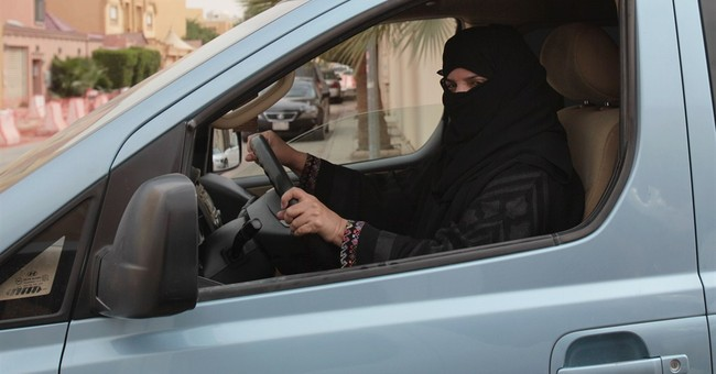 AP Exclusive: Easing of Saudi driving ban possible