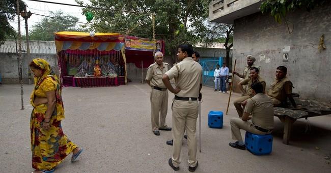 Politics fuels religious riots in secular India