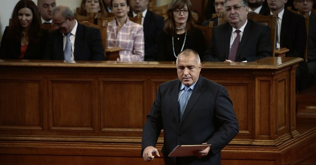 Bulgaria's parliament approves new government