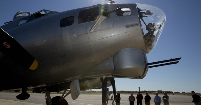 Volunteers keep aging WWII planes flying
