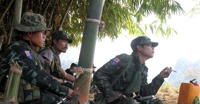 Report accuses Myanmar commanders of war crimes