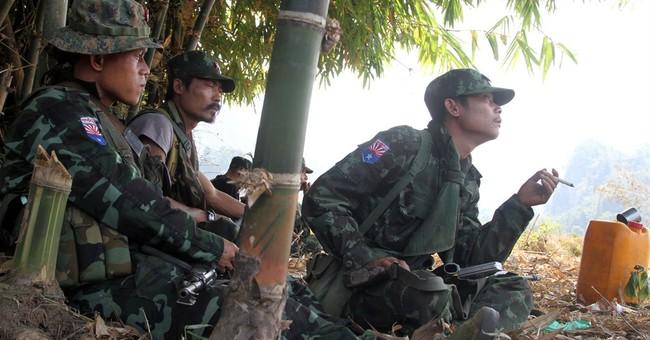 Report accuses Myanmar commanders of war crimes