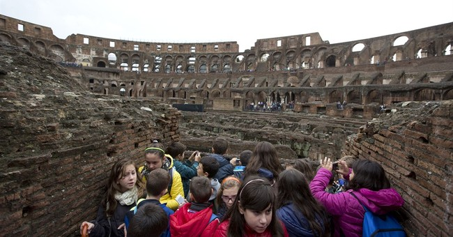 The Colosseum: Ancient ruin or modern venue?