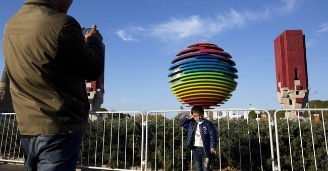 Put that kite away: APEC's effects on Beijing life