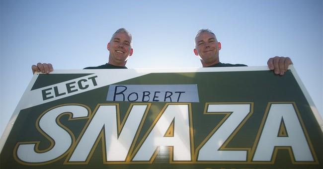 Twins now sheriffs in 2 Washington counties
