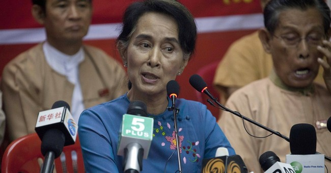 US pressure urged over jailed Myanmar journalists