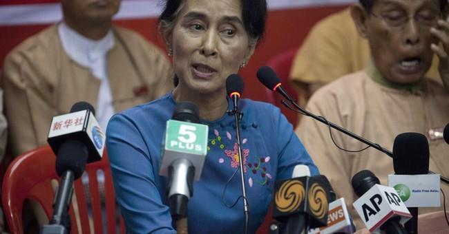 US pressure urged over jailed Myanmar journalists