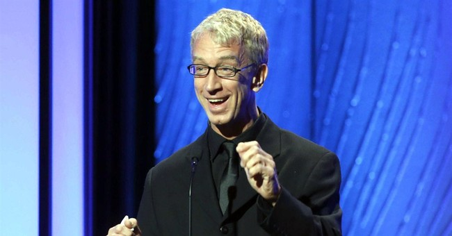 Comedian Andy Dick arrest in alleged theft