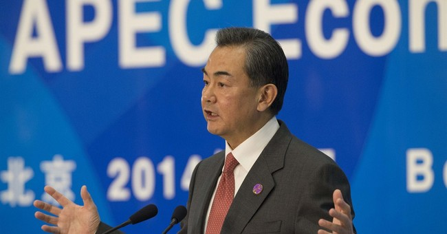 Chinese, Japanese foreign ministers meet at APEC