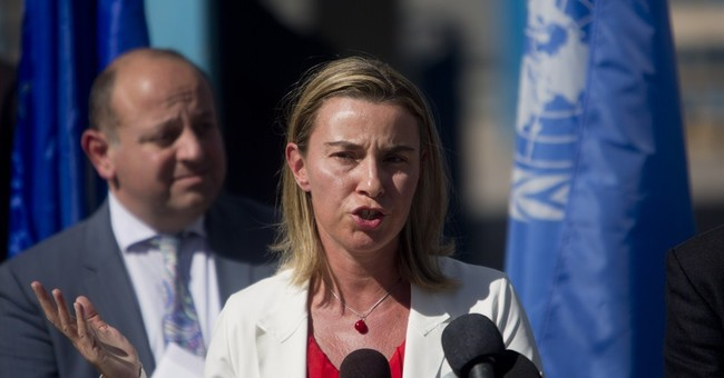 EU foreign policy chief calls for Gaza rebuilding