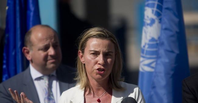 EU foreign policy chief calls for Gaza rebuilding
