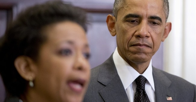 Obama says Lynch will carry on equal justice