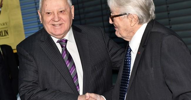 Gorbachev warns world 'on brink of new Cold War'