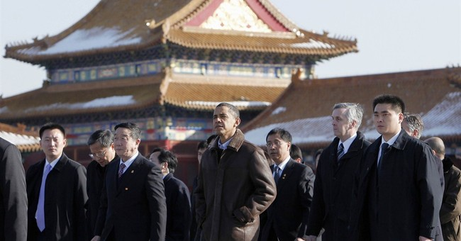 In China, Obama tests global clout post-election