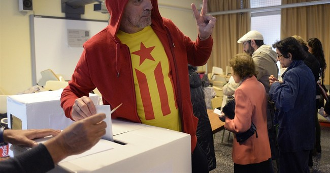 2 million Catalans vote in mock independence poll
