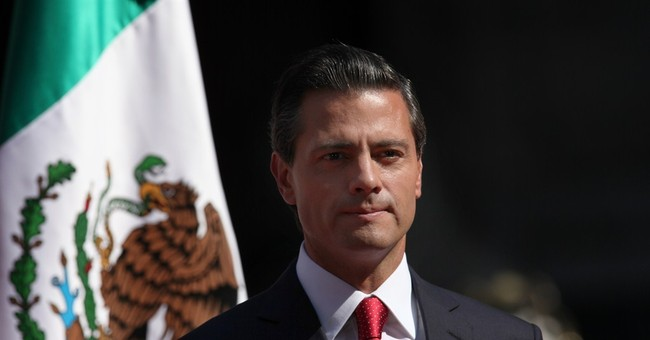Report: Rail contractor owns Mexico leader's home